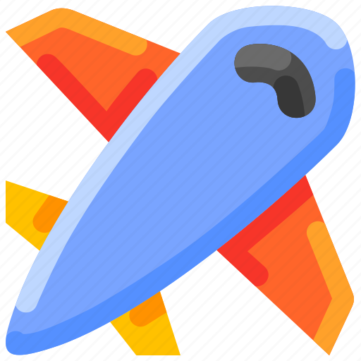 Airplane, bukeicon, flaying, plane, summer, transportation, travel icon - Download on Iconfinder