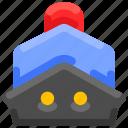 boat, bukeicon, ship, steamship, summer, travel, vessel icon