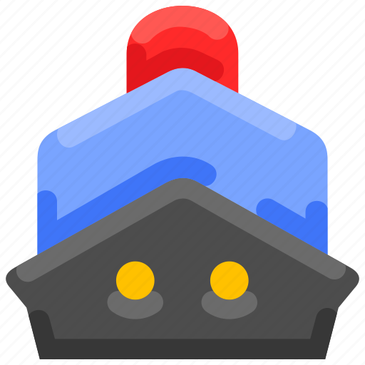 Boat, bukeicon, ship, steamship, summer, travel, vessel icon - Download on Iconfinder