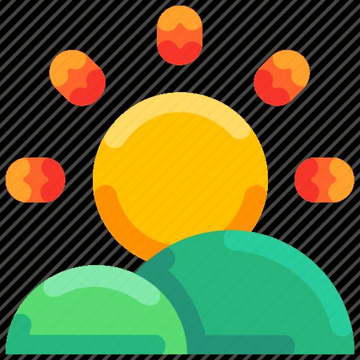 Bright, bukeicon, summer, sun, sunlight icon - Download on Iconfinder