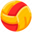 ball, beach, bukeicon, summer, volley icon