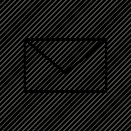 envelope, summer icon