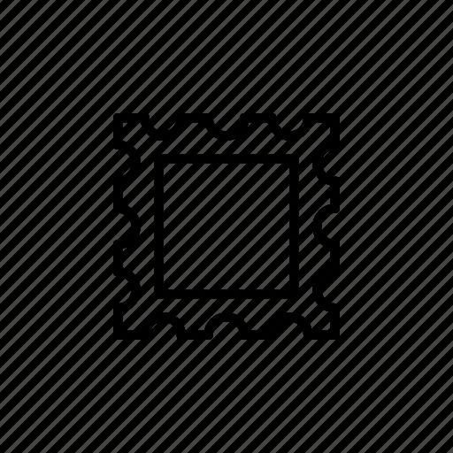 stamp, summer icon