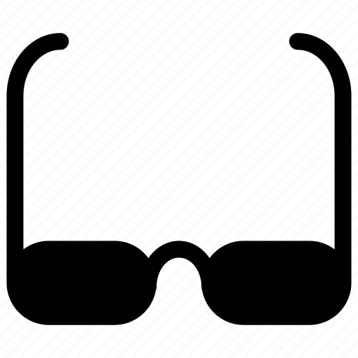 eyeglasses, eyewear, sunglasses icon