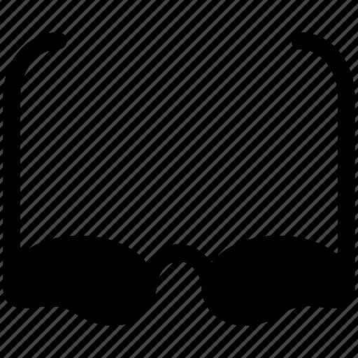 eyeglasses, eyewear, sunglasses icon