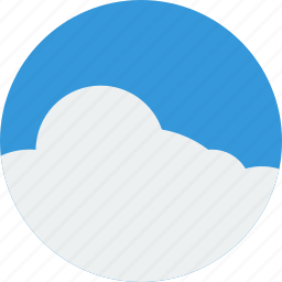 cloud, clouds, cloudy, data, upload icon