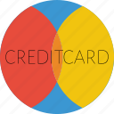 bank card, business, card, credit card, payment icon