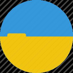 file, folder, open file icon