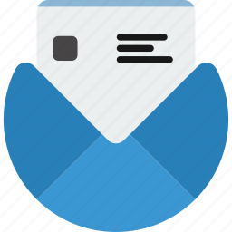 email, open email icon