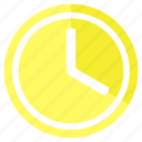 am, clock, hour, pm, sunrise, sunset, time icon