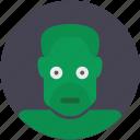 avatar, comics, green, head, hulk, monster