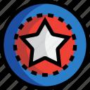 hero, shield, star, superhero, weapon