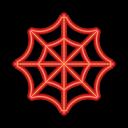 spider, superhero, web icon