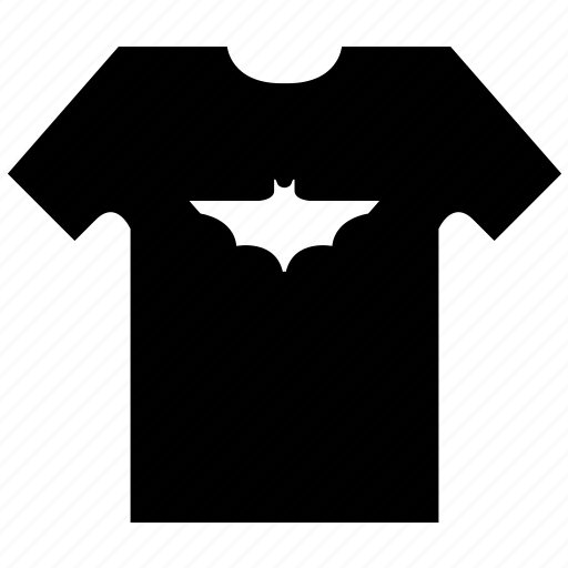 batman, clothes, superhero, t-shirt, tshirt, wear icon