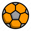 football, sport, stuff, toy icon