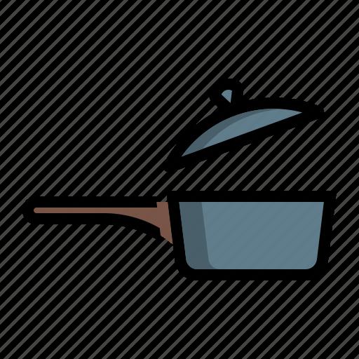 cook, kitchen, pan, pot, utensil icon