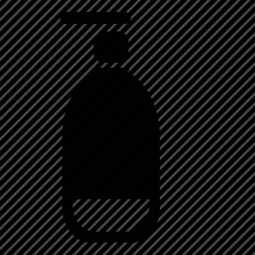 bottle, crema, glass, medicine, shop, supermarket icon