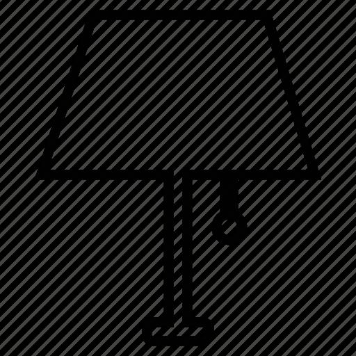 bulb, desk lamp, electric, idea, lamp, light, table lamp icon