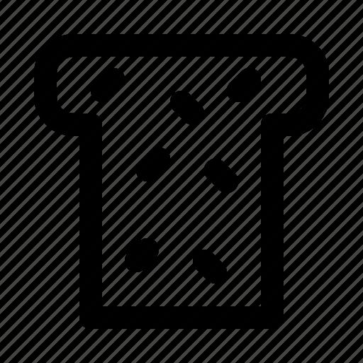buy, commerce, market, sale, supermarket, toast icon