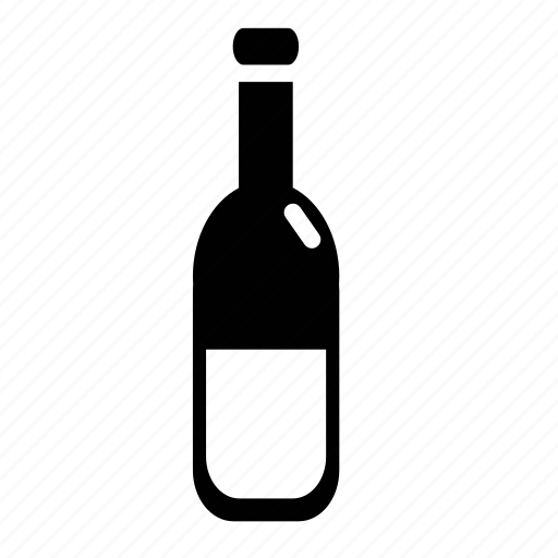 alcohol, beverage, bottle, drink, glass, soda, wine icon