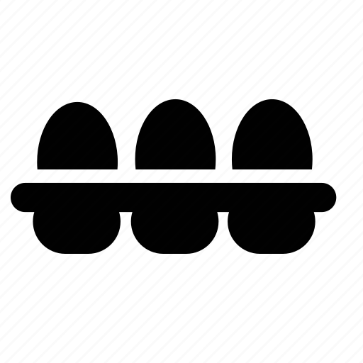 egg, eggs, market, protein, shop, shopping, supermarket icon