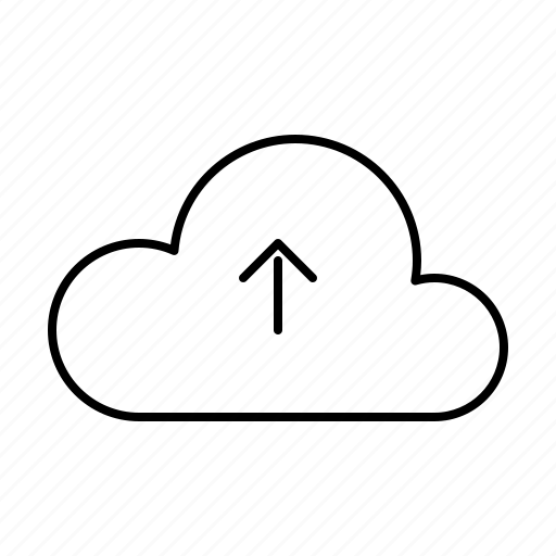 business, care, cloud, quality, service, upload icon