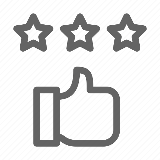 good, quality, rating, star icon