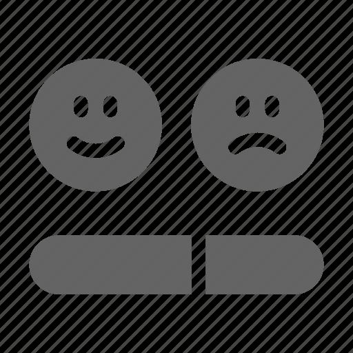 dislike, like, review, satisfaction icon