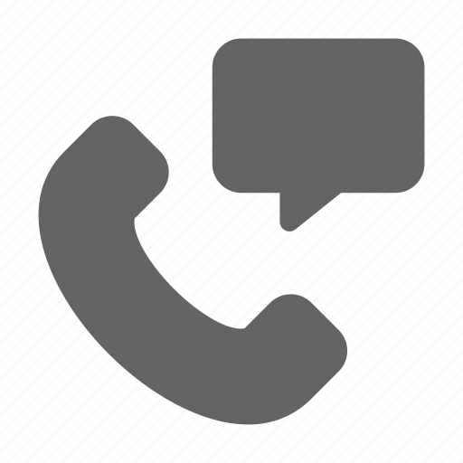 call, customer, support, survey icon