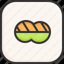 culture, food, japan food, maki, sushi, tekka, tradition icon