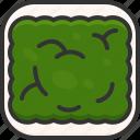 chuka, culture, food, japan, sushi, tradition, wakame