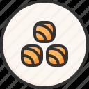 california, culture, food, japan food, maki, sushi, tradition icon