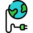 earth, world icon