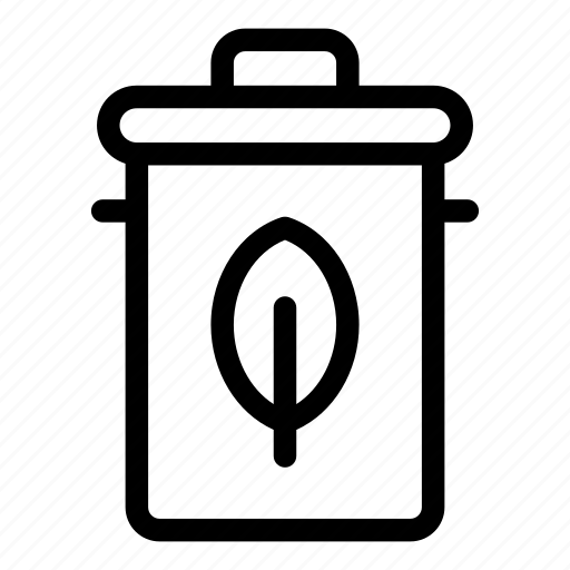 bin, can, construction and tools, dumpster, ecology and environment, garbage, trash icon
