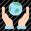 earth, eco, energy, globe, green, sustainable icon