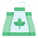 eco, energy, factory, green, sustainable icon