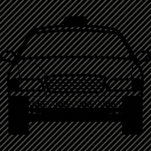 automobile, car, passenger transport, taxi, traffic, transportation, vehicle icon