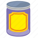 bottle, eat, food, glass, meat icon