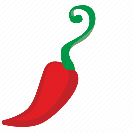 chili, eat, food, hot, plant icon