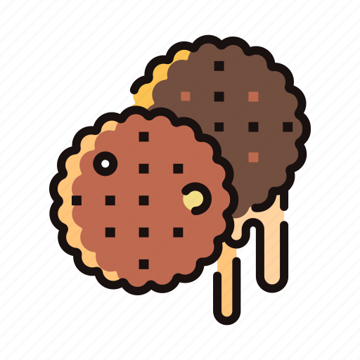Bakery, biscuit, cookie, dessert, food, snack, sweet icon - Download on Iconfinder