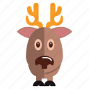 animal, deer, sweet, sweet deer icon
