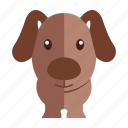 animal, dog, sweet dog icon