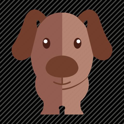 animal, dog, sweet dog icon