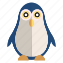 animal, ice, penguin, sweet, sweet penguin icon