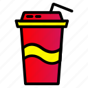 beverage, coffee, drink, tea icon