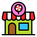 candy, confectionery, lollipop, shop, store, sweets