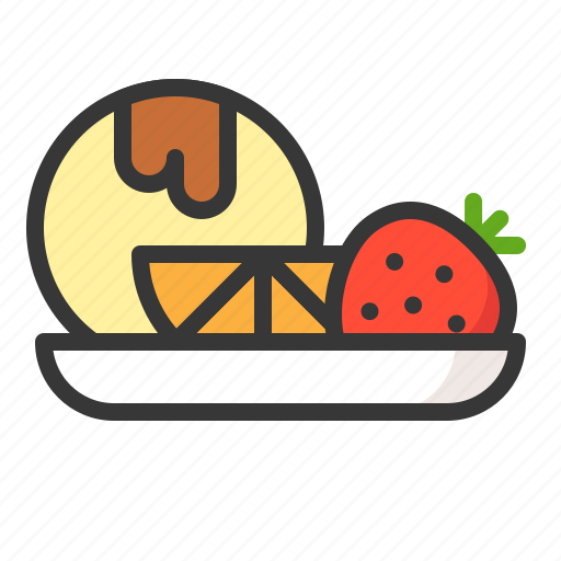 Dessert, food, ice cream, sweets icon - Download on Iconfinder