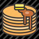 dessert, food, pancake, sweets