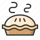 dessert, food, pie, sweets icon