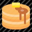 dessert, food, pancake, sweets icon